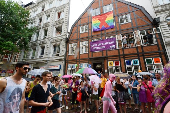 CSD Christopher Street Day Hamburg 2013